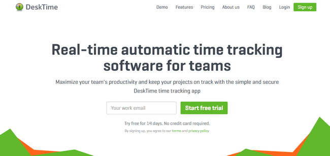 Timeneye Alternatives DeskTime