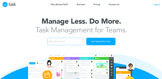 ProofHub Alternatives MeisterTask