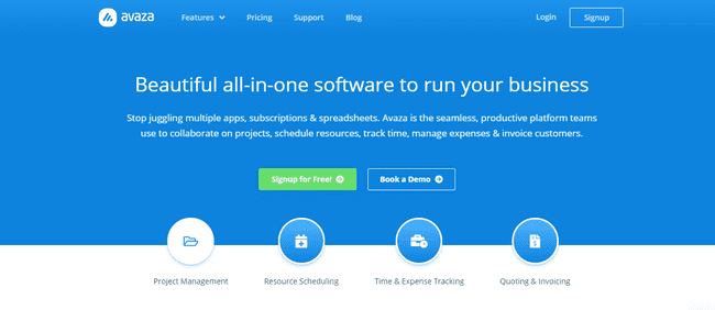 ProofHub Alternatives Avaza
