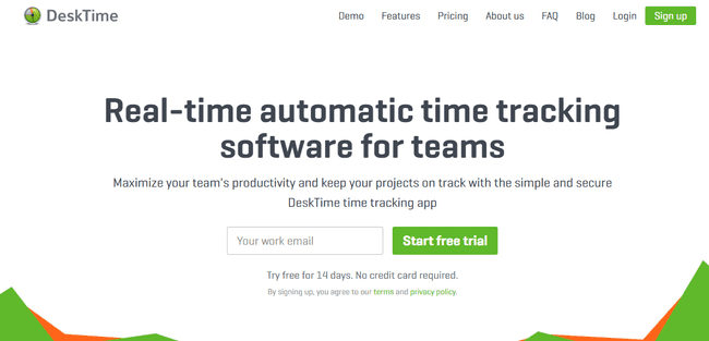 TMetric Alternatives DeskTime