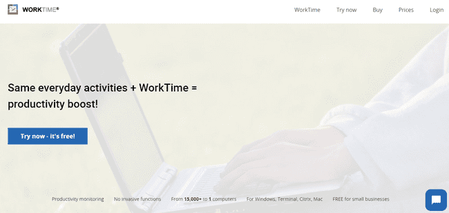 Activtrak Alternatives WorkTime