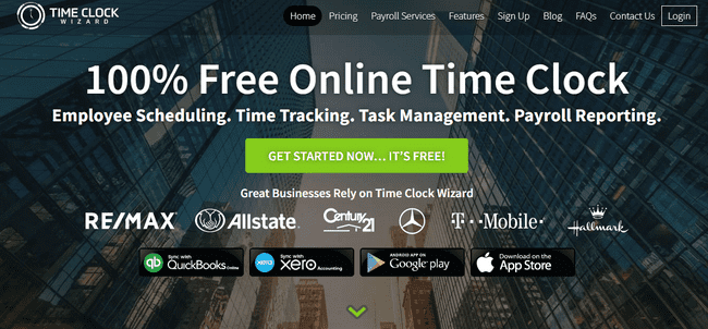 Timeneye Alternatives Time Clock Wizard